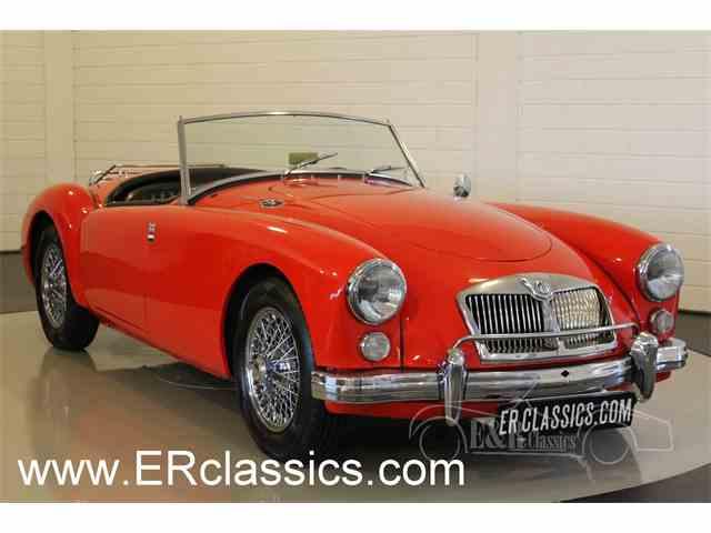 1962 MG MGA MK II   997685