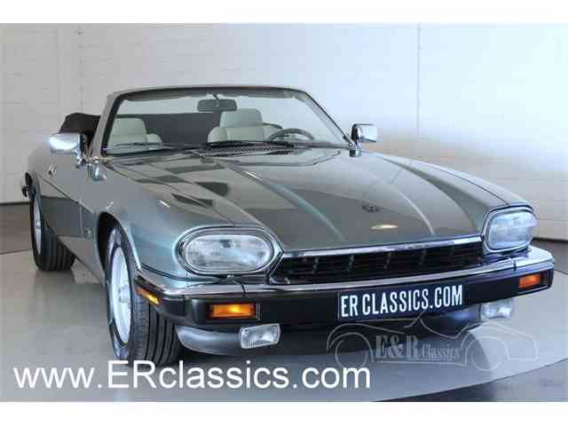 1993 Jaguar XJS   997688