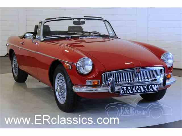 1973 MG MGB | 997691