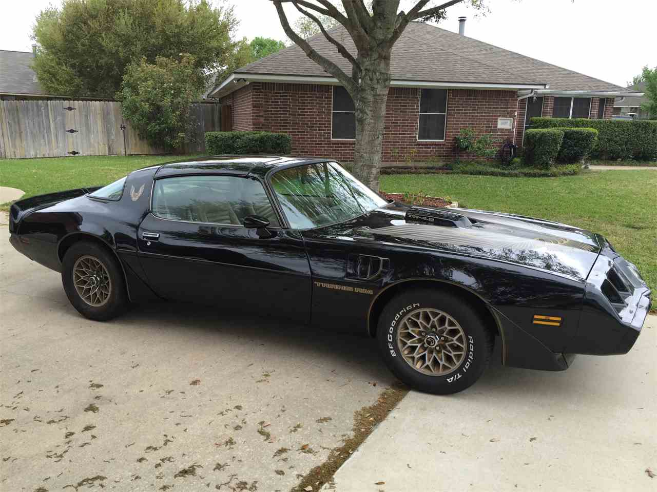 1981 pontiac firebird trans am for sale cc 997695. Black Bedroom Furniture Sets. Home Design Ideas