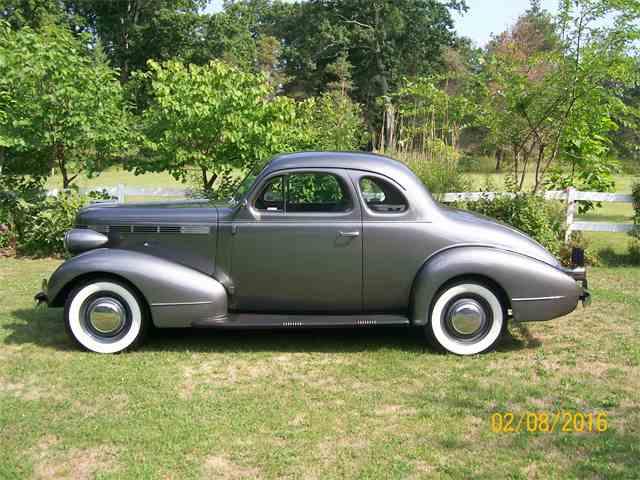 1937 Pontiac Coupe | 997696