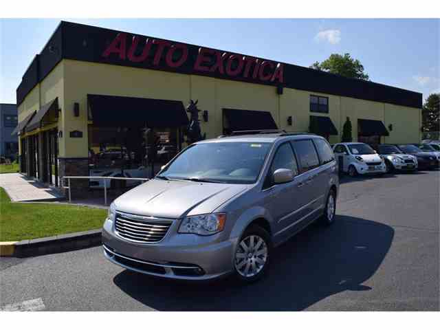 2013 Chrysler Town & Country | 997707