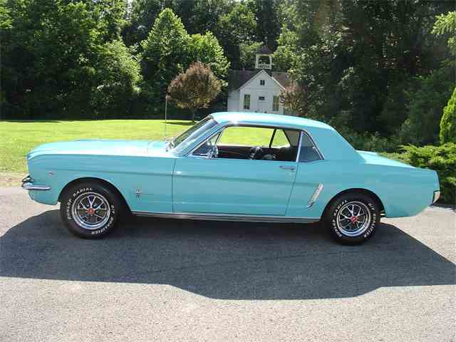 1965 Ford Mustang | 997712