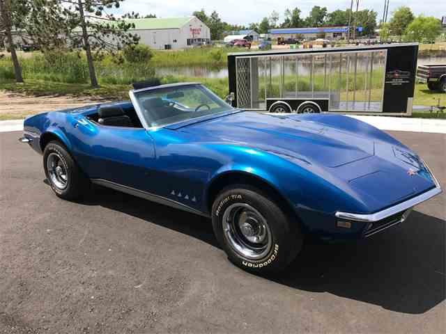 1968 Chevrolet Corvette   997714