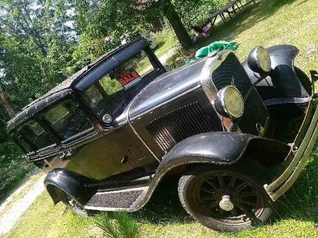 1931 Dodge 4-Dr Sedan | 997715