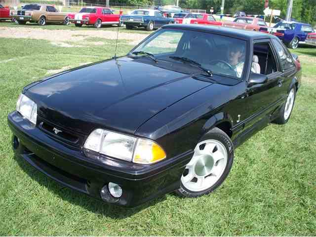 1993 Ford Mustang Cobra | 997723