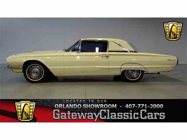 1966 Ford Thunderbird | 997726