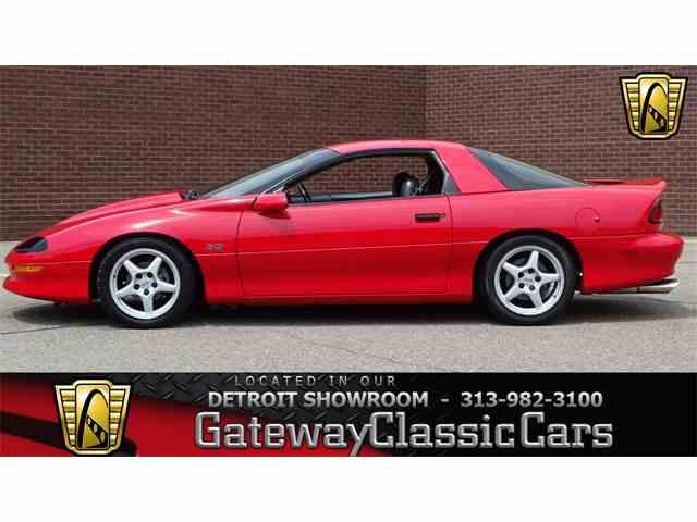 1996 Chevrolet Camaro | 997729