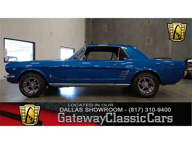 1966 Ford Mustang | 997732