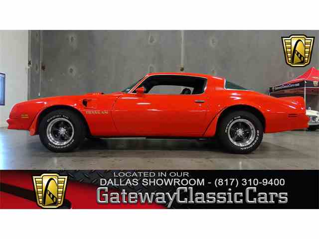 1976 Pontiac Firebird Trans Am | 997735