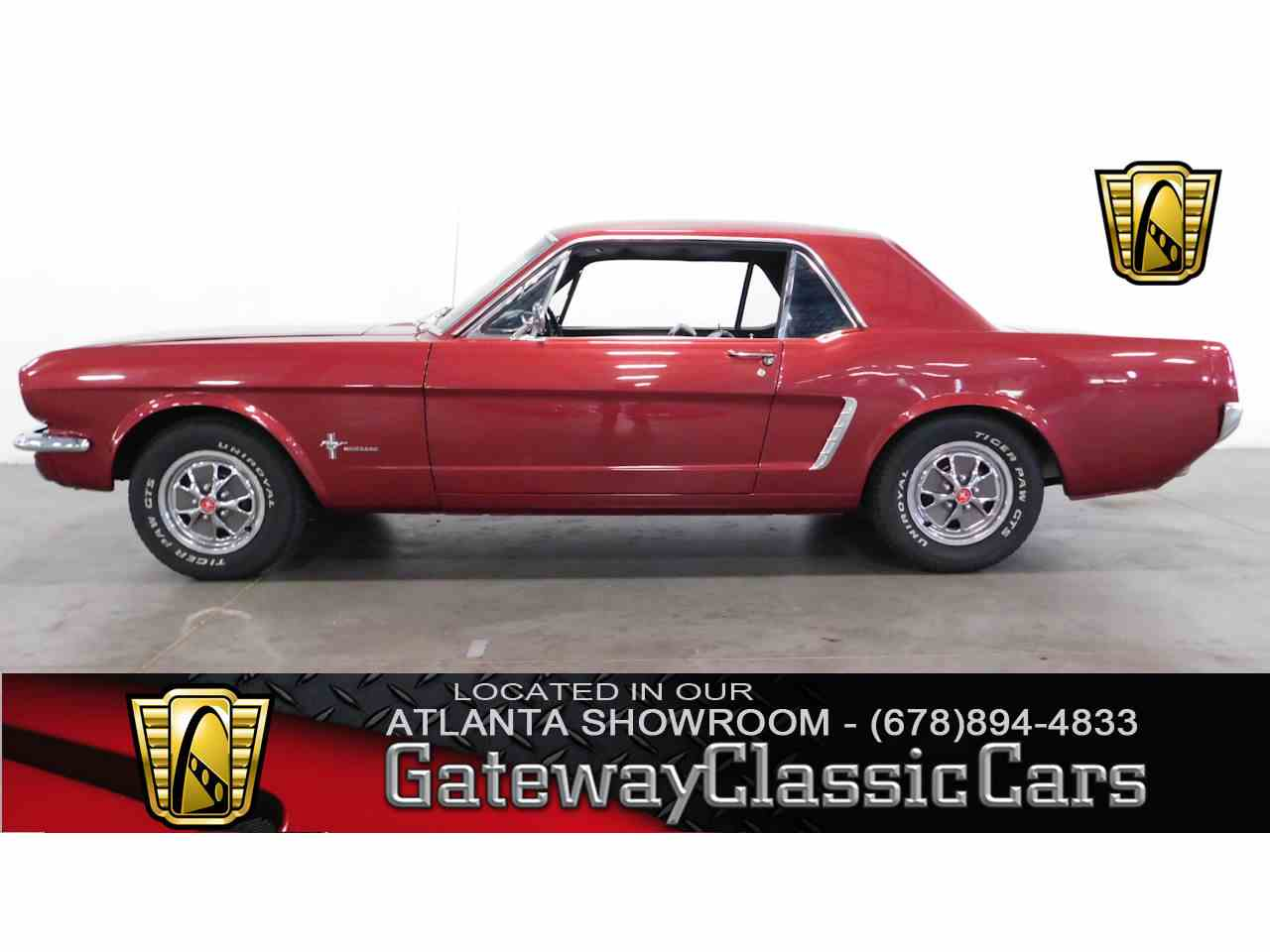 Large Picture of '65 Mustang - LDV0