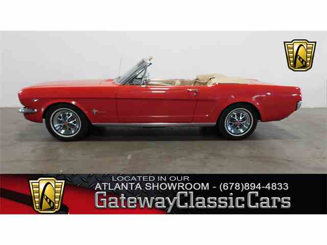 1965 Ford Mustang | 997742