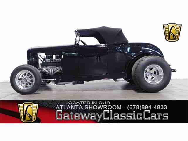 1932 Ford Roadster for Sale on ClassicCarscom  64 Available