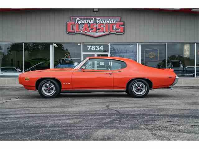 1969 Pontiac GTO | 997751