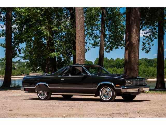 1986 Chevrolet El Camino | 997762