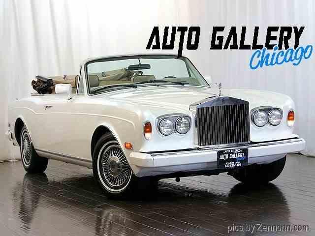 1982 Rolls-Royce Corniche II | 997767