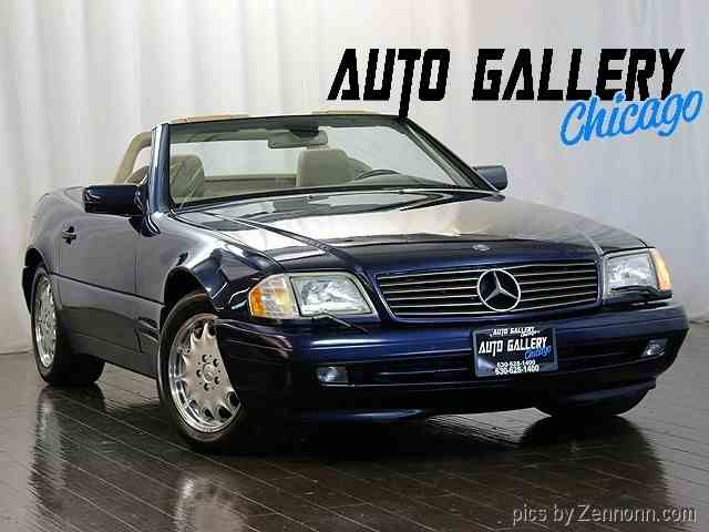 1997 Mercedes-Benz SL500 | 997770