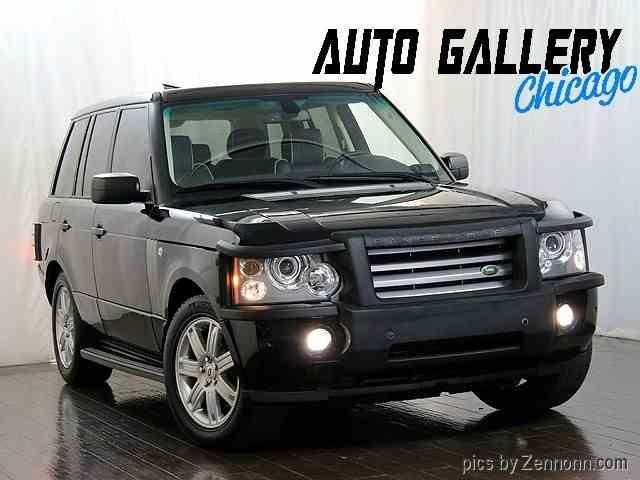 2008 Land Rover Range Rover | 997773