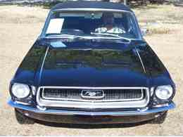 Picture of Classic 1968 Ford Mustang Offered by Performance Mustangs - LDVZ