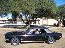 Picture of '68 Ford Mustang located in CYPRESS Texas - $21,995.00 Offered by Performance Mustangs - LDVZ