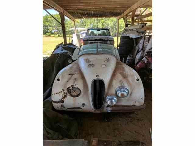 1953 Jaguar XK120 | 990778