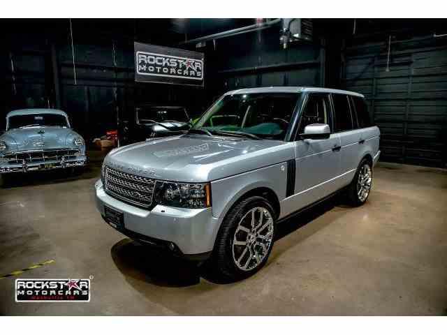 2010 Land Rover Range Rover | 997783