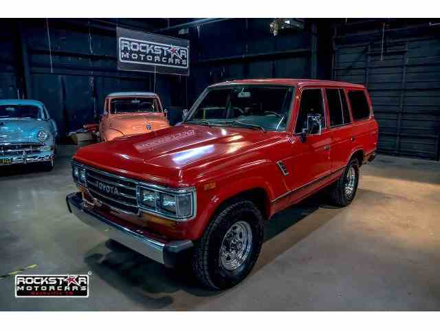 1988 Toyota Land Cruiser FJ | 997792