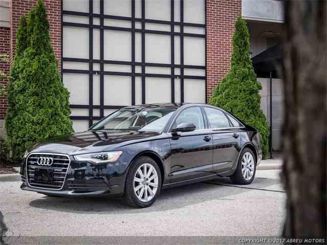 2013 Audi A62.0T quattro Premium Plus | 997797