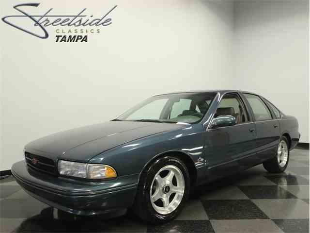 1995 Chevrolet Impala SS | 997798