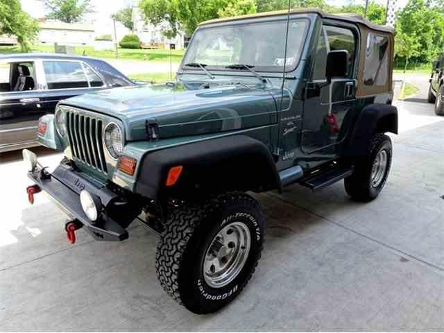 1999 Jeep Wrangler | 997801