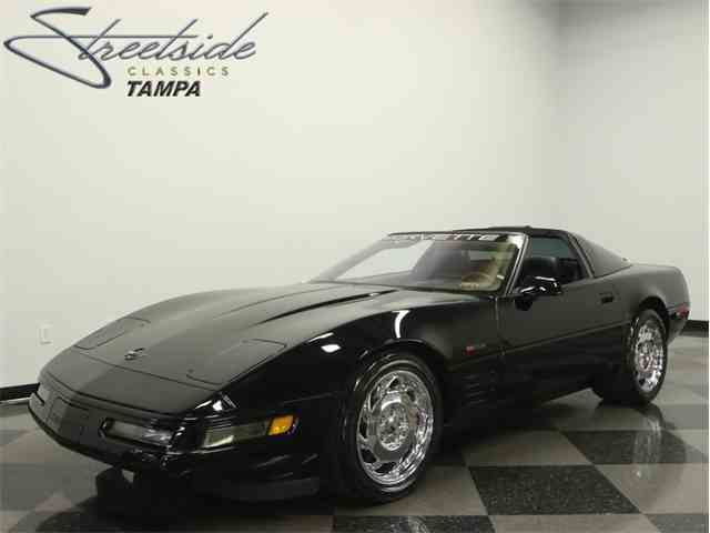 classic chevrolet corvette zr1 for sale on. Black Bedroom Furniture Sets. Home Design Ideas