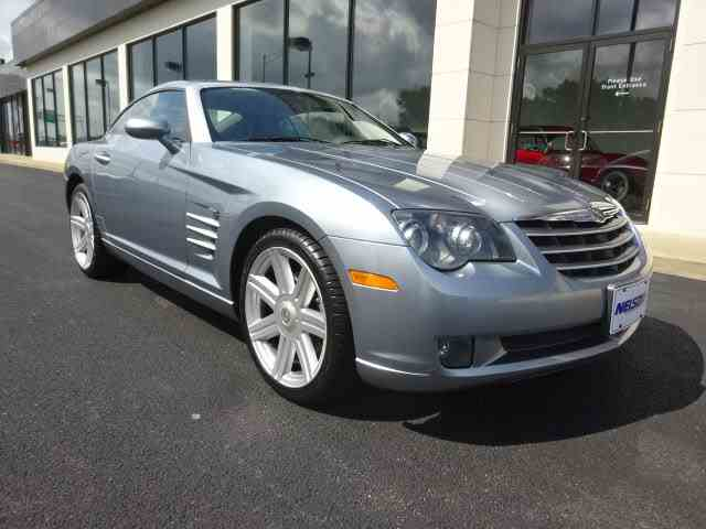 2004 Chrysler Crossfire | 997817