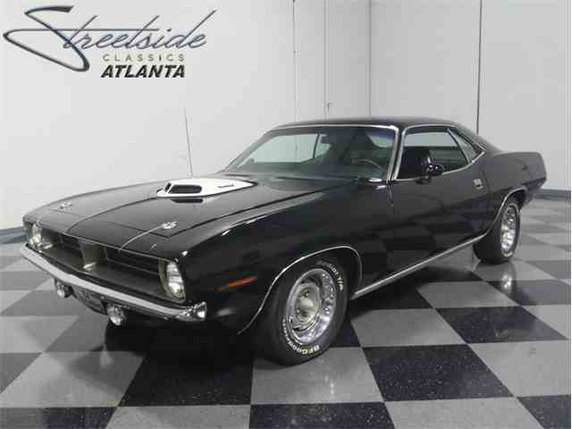 1970 Plymouth Barracuda | 990782