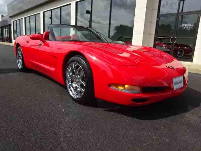 2002 Chevrolet Corvette | 997824
