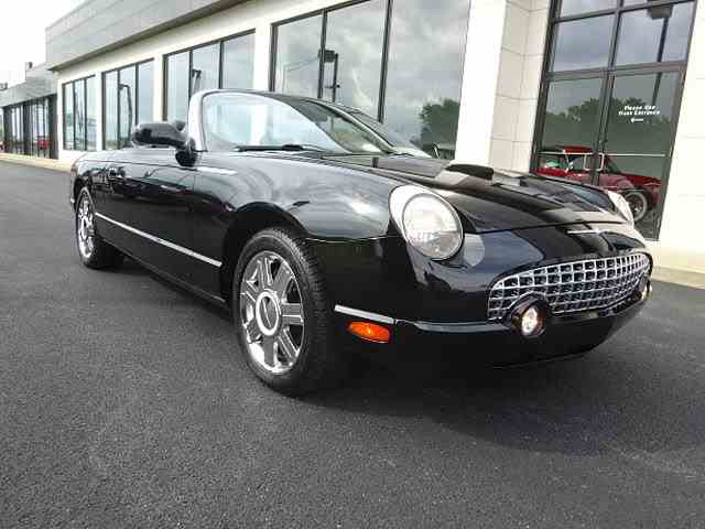 2002 to 2005 ford thunderbird for sale on 60 available. Black Bedroom Furniture Sets. Home Design Ideas