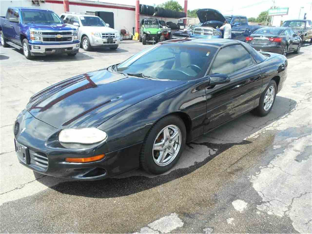 Large Picture of '98 Camaro - LDXL