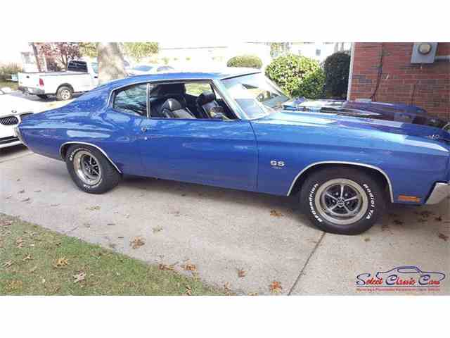 1970 Chevrolet Chevelle | 997834