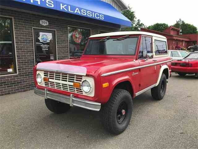 1974 Ford Bronco | 997837