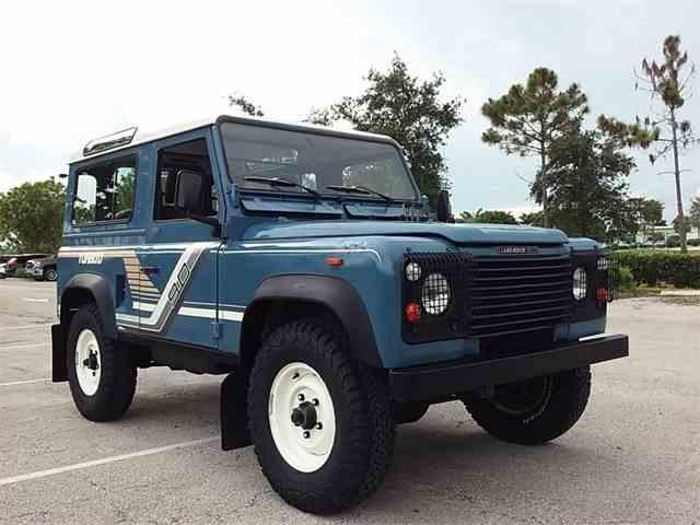 1989 Land Rover Defender | 997839