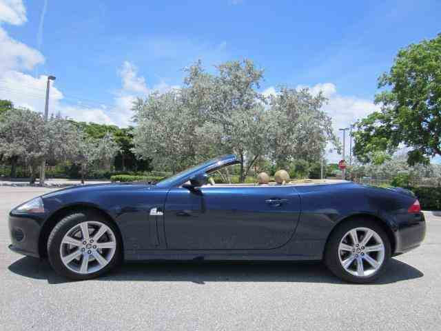 Picture of '07 Jaguar XK located in Delray Beach Florida - $19,900.00 - LDXV