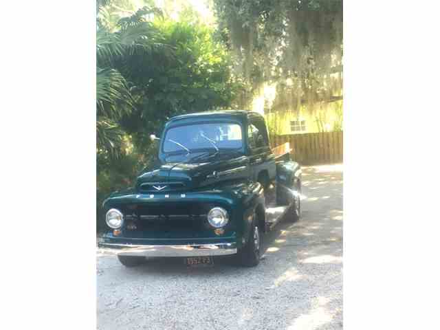 1952 Ford F3 | 997859
