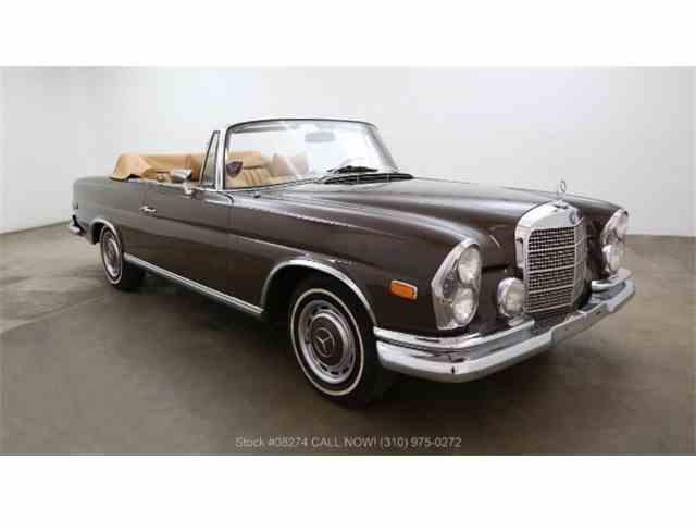 1969 Mercedes-Benz 280SE | 990786