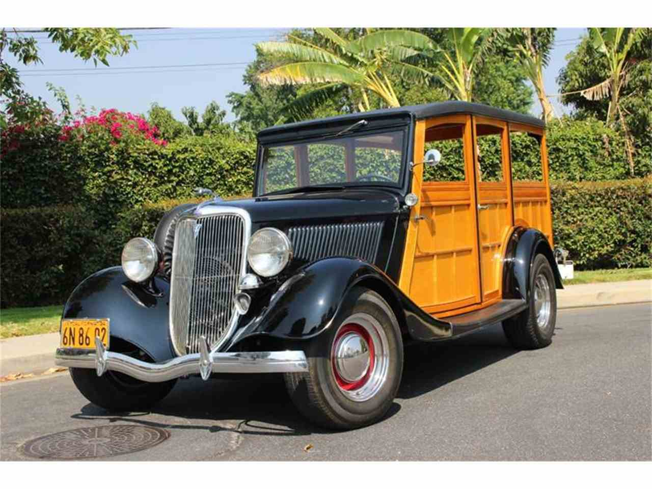 1934 Ford Woody Wagon for Sale - CC-997867