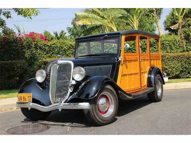 1934 Ford Woody Wagon | 997867