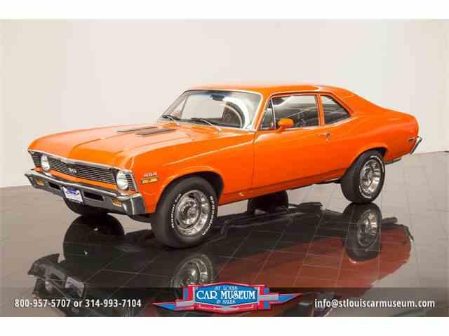 1972 Chevrolet Nova SS | 997868