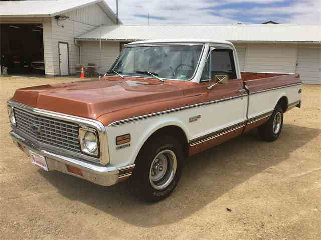 1972 chevrolet cheyenne for sale on 15 available. Black Bedroom Furniture Sets. Home Design Ideas