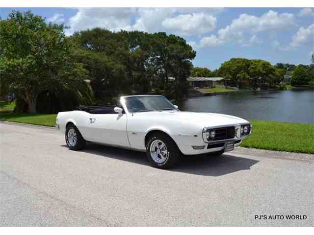 1968 Pontiac Firebird | 997872