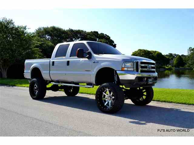 2003 Ford F250   997875