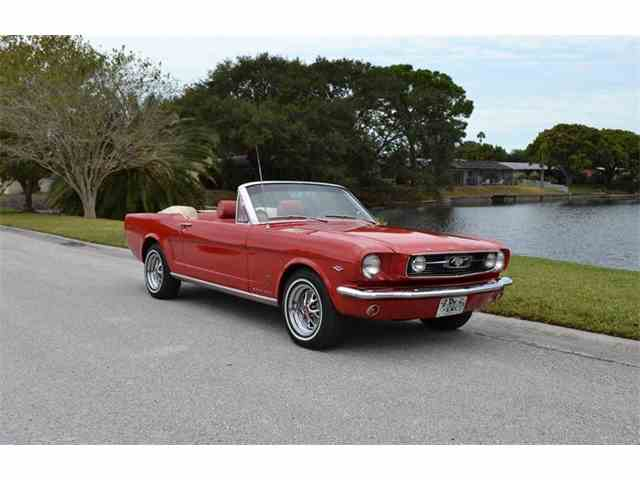 Picture of '66 Mustang - LDYS