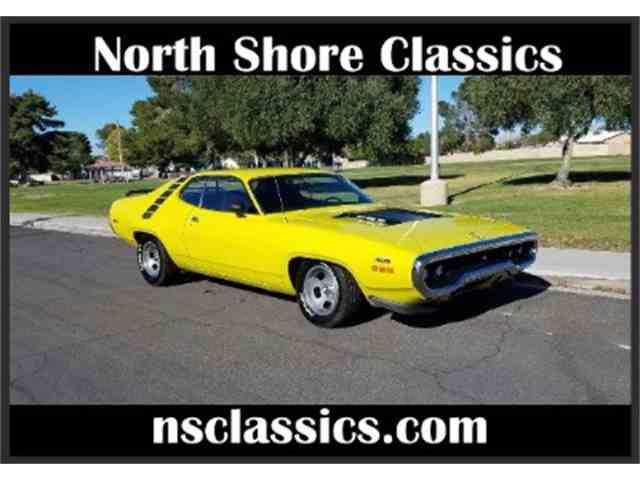 1971 Plymouth Road Runner | 997880